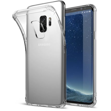 Coque de Protection Transparente Samsung Galaxy S9