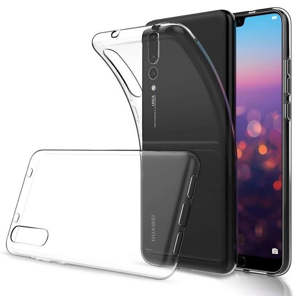 Coque de Protection Transparente Huawei P20 Pro