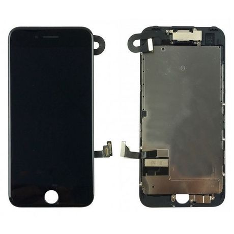 Ecran Complet assemblé iPhone 7 Plus Noir
