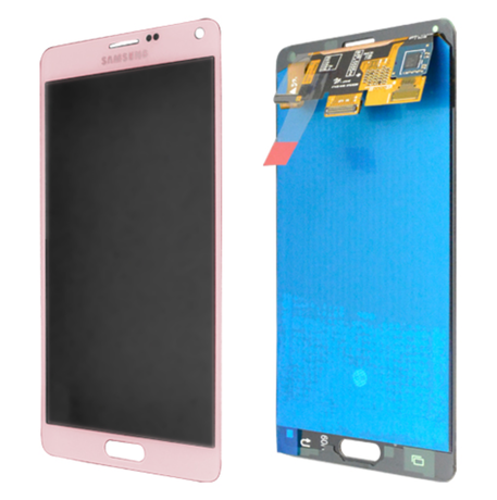 Ecran Amoled Original Samsung Galaxy Note 4 ROSE