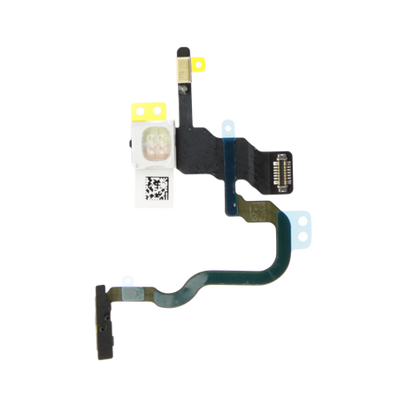Nappe Bouton Power / Module Flash iPhone X