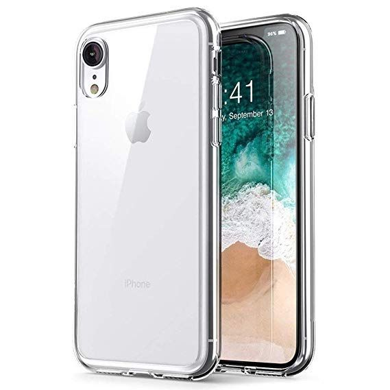 Coque Transparente TPU iPhone XR