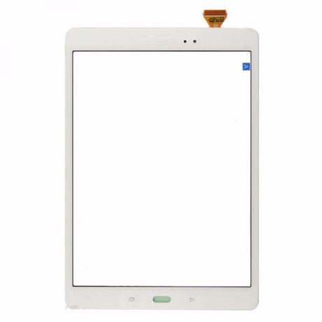 Vitre Tactile Compatible Samsung Galaxy Tab A T550 BLANC