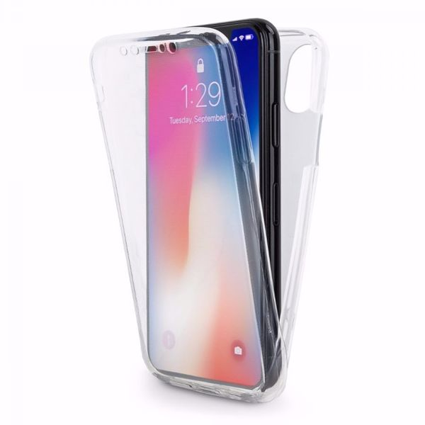 coque 360 transparente iphone x