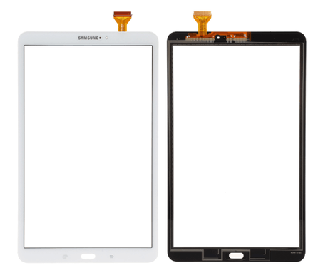 Vitre Tactile Compatible Samsung Galaxy Tab A T580 BLANC
