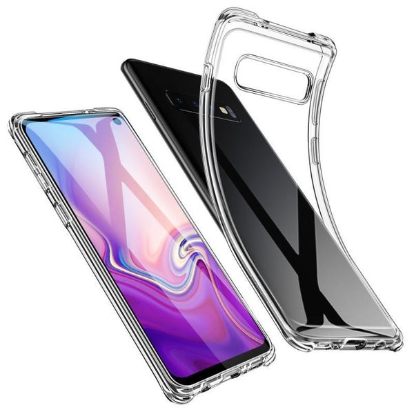 Coque de Protection Transparente Samsung Galaxy S10