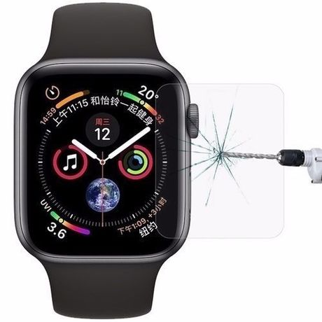 Film Anti - Choc en Verre Trempé Apple Watch Serie 4 42mm