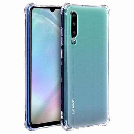 Coque TPU Huawei P30 Jelly Mercury TRANSPARENT