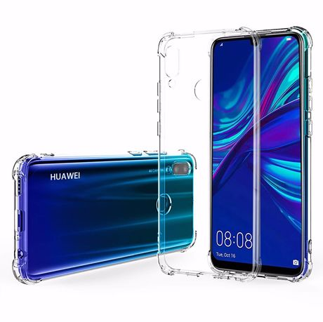 Coque TPU Huawei Psmart 2019 Jelly Mercury TRANSPARENT