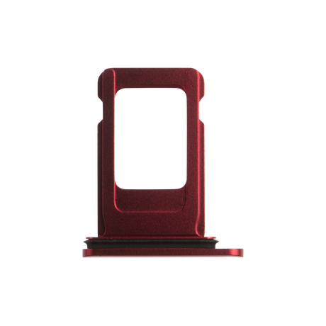Tiroir Sim Compatible iPhone 11 ROUGE