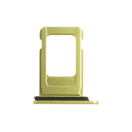 Tiroir Sim Compatible iPhone 11 JAUNE