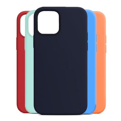 Coque Silicone Soft Touch iPhone 12 Mini
