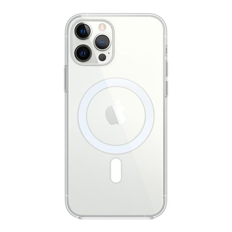 Coque transparente induction iPhone 12, iPhone 12 Pro