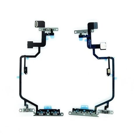 Nappe Boutons Volume / Vibreur iPhone Xr