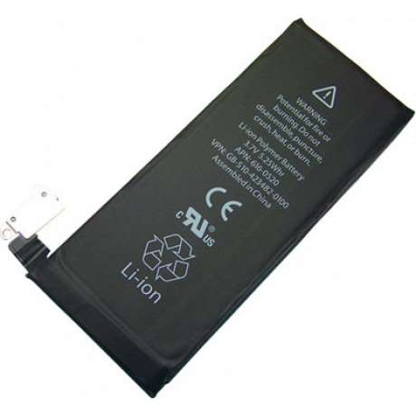 Batterie Li - ion 3.7V 1420 mAh Compatible iPhone 4
