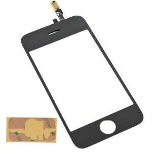 Vitre Tactile Compatible iPhone 3Gs avec Stickers 3M