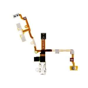 Nappe Power / Jack / Volume / Vibreur Compatible iPhone 3G/3Gs