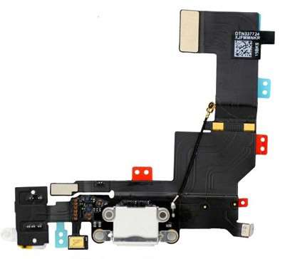 Nappe Connecteur de Charge Lightning / Jack / Micro iPhone 5S