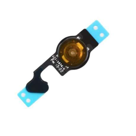 Nappe Bouton Home Compatible iPhone 5C