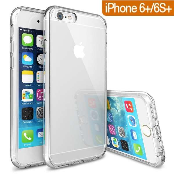 Coque de Protection Transparente iPhone 6 plus