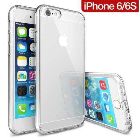Coque de Protection Transparente iPhone 6