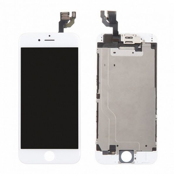 Ecran Complet Assemblé iPhone 6 Plus BLANC