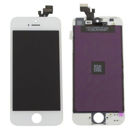 Ecran LCD Original iPhone 5 BLANC