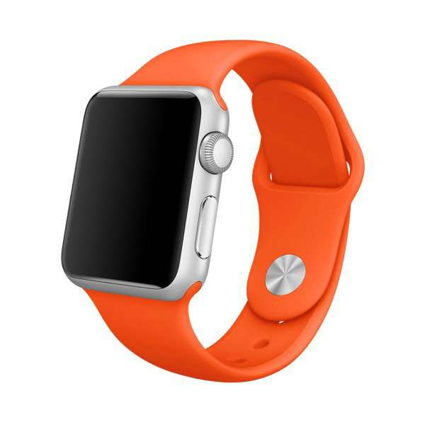 Bracelet Apple Watch 38mm rouge