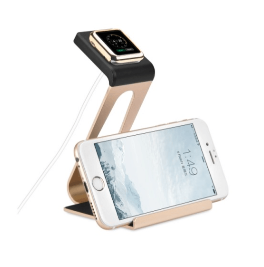 Support / Dock Aluminium Apple Watch / iPhone / iPad or