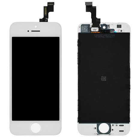 Ecran LCD Compatible iPhone SE Blanc
