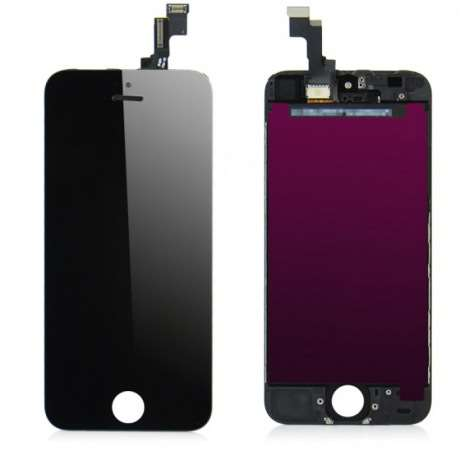 Ecran LCD Compatible iPhone SE Noir