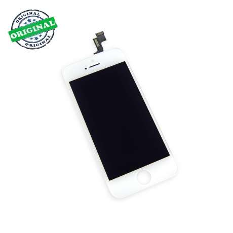 Ecran LCD Original iPhone SE Blanc