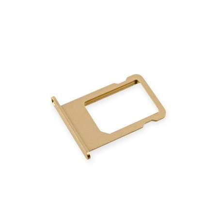 Tiroir Sim Compatible iPhone 5S Champagne