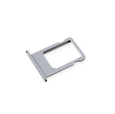 Tiroir Sim Compatible iPhone 6 Blanc