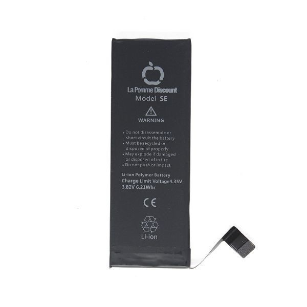 Batterie LaPommeDiscount iPhone SE 1624mAh