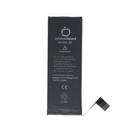 Batterie Compatible iPhone SE 1624mAh