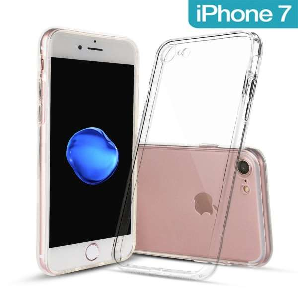 Coque de Protection Transparente iPhone 7 / 8