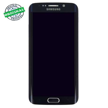 Ecran Amoled Original Samsung Galaxy S6 Edge NOIR