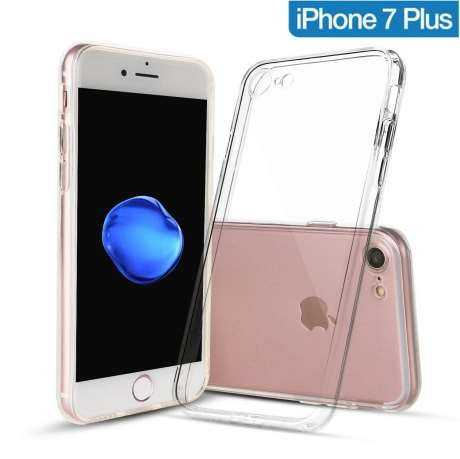 Coque de Protection Transparente iPhone 7 Plus