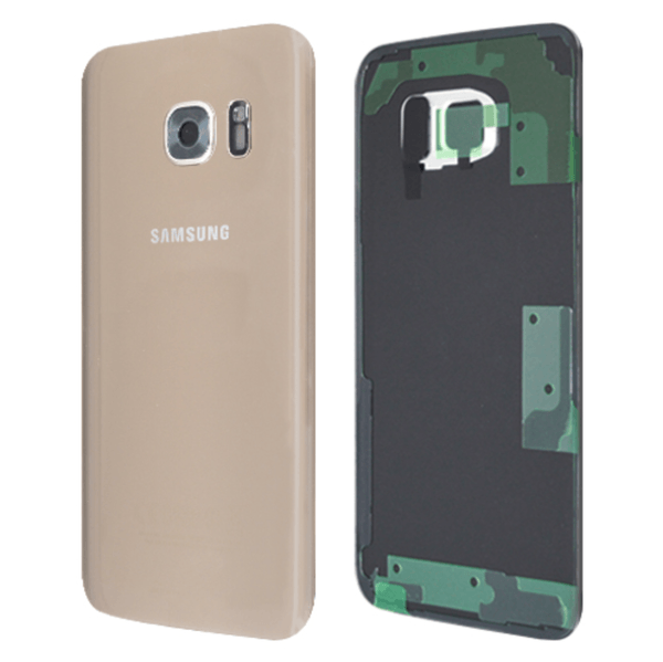 Cache Batterie Samsung Galaxy S7 Edge OR