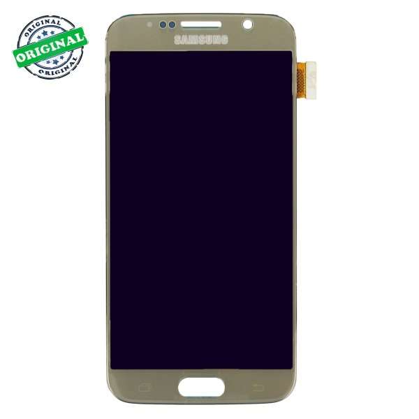 Ecran Amoled Original Samsung Galaxy S6 OR