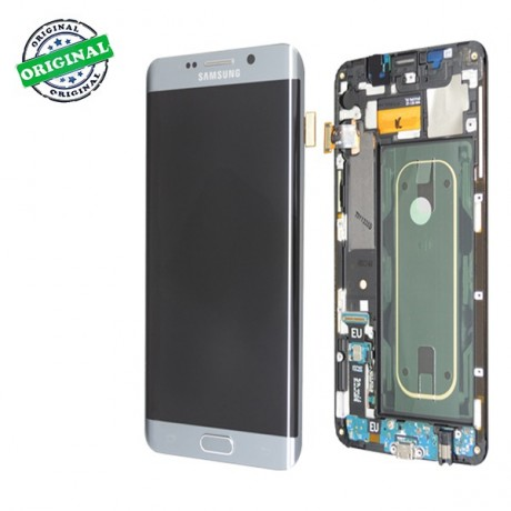 Ecran Amoled Original Samsung Galaxy S6 Edge Plus ARGENT