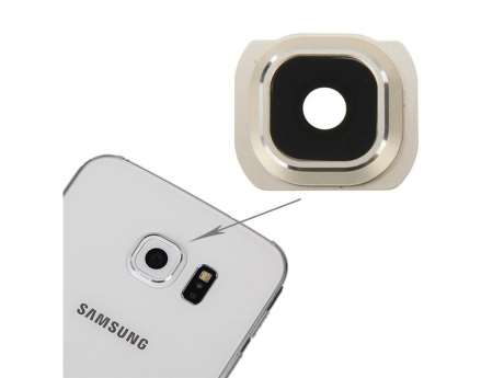 Lentille Camera Compatible Samsung S6 Edge Plus