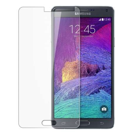 Film Anti - Choc en Verre Trempé Galaxy Note 4