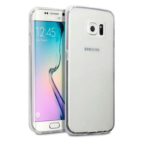 Coque de Protection Transparente S6 Edge