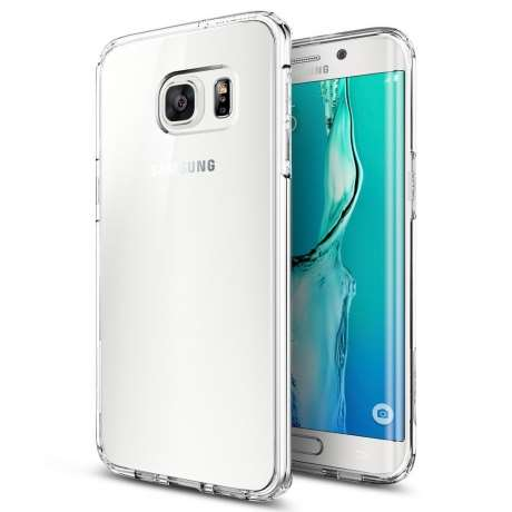 Coque de Protection Transparente Samsung Galaxy S6 Edge Plus
