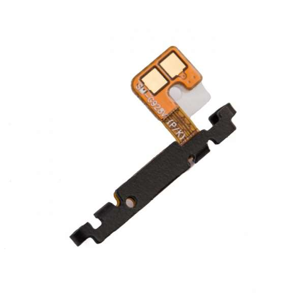 Nappe Bouton Allumage / Power / On-Off Compatible Samsung S6 Edge Plus