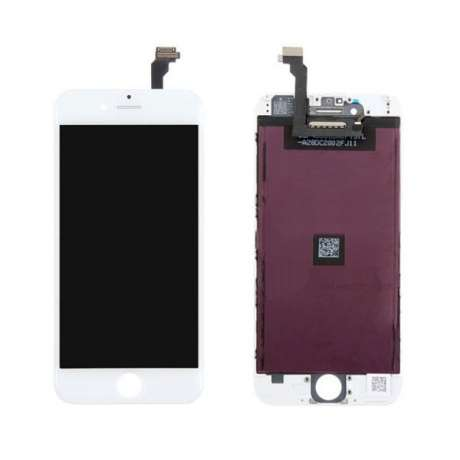 Ecran LCD Compatible iPhone 6 Plus BLANC