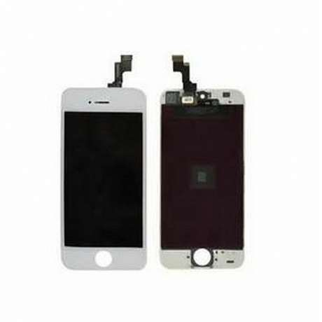 Ecran LCD Compatible iPhone 5S BLANC