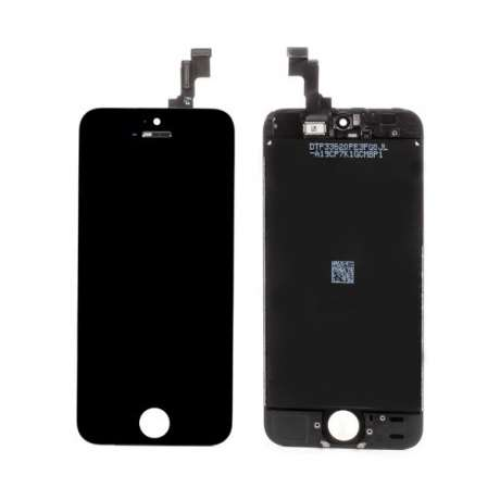 Ecran LCD Compatible iPhone 5S NOIR
